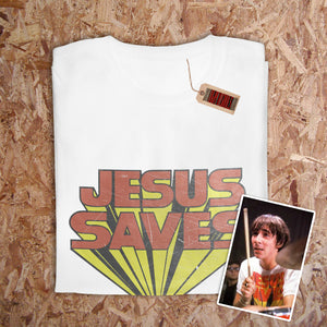 Jesus Saves - T-Shirt