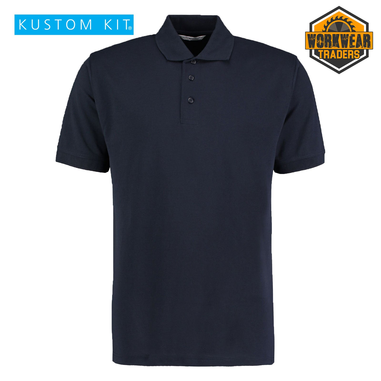 Kustom Kit Klassic Polo Shirt with Superwash® 60°C
