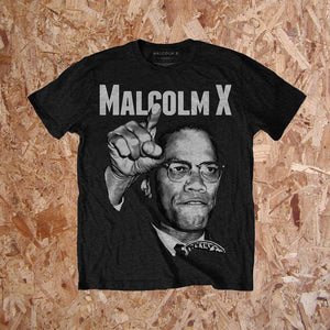 Malcolm X - Pointing