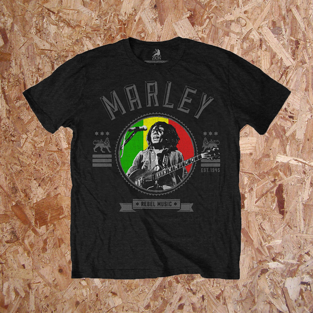 Bob Marley - Rebel Music Seal