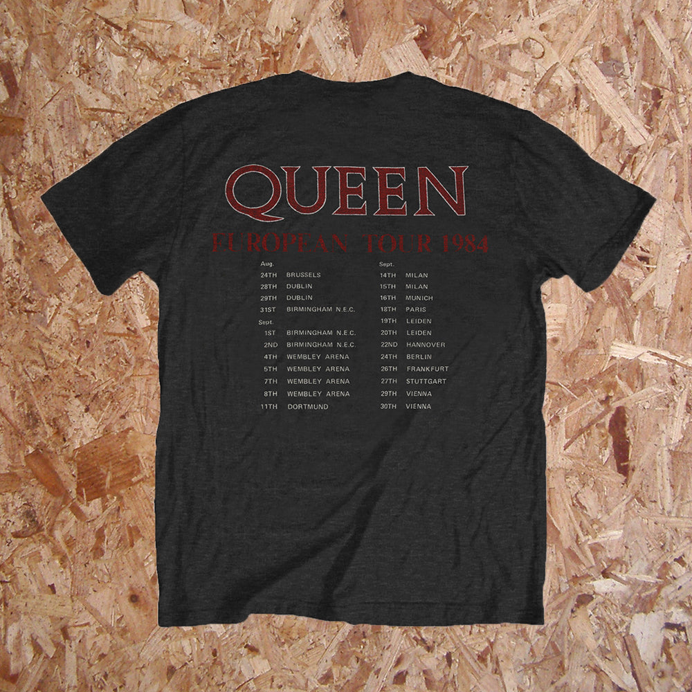 Queen - European Tour 1984