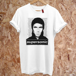 Supersonic Liam - T-Shirt