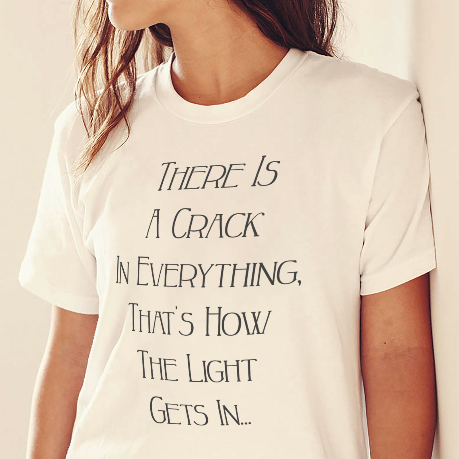 Crack of Light T-Shirt