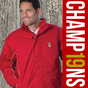 Liverpool 19 Champions Crown Padded Jacket