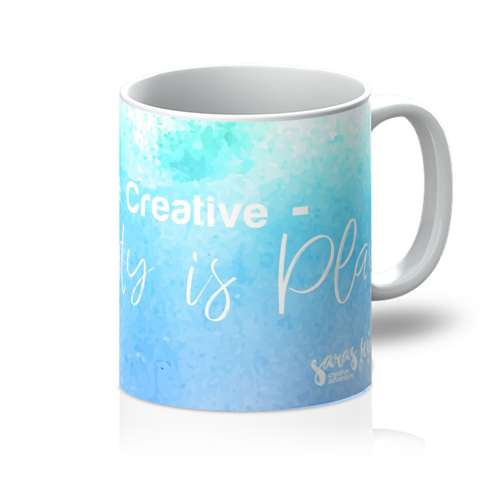 Be Creative - Collection II - (Mug)