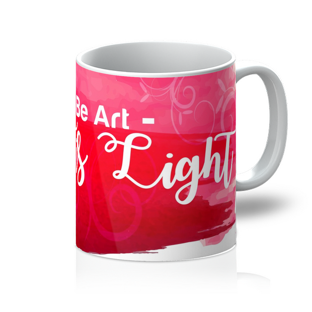 Be Art - Collection I - (Mug)