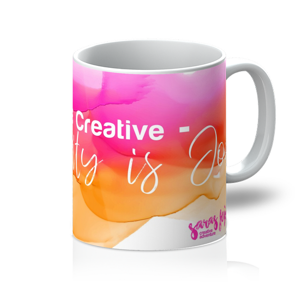 Be Creative - Collection I - (Mug)