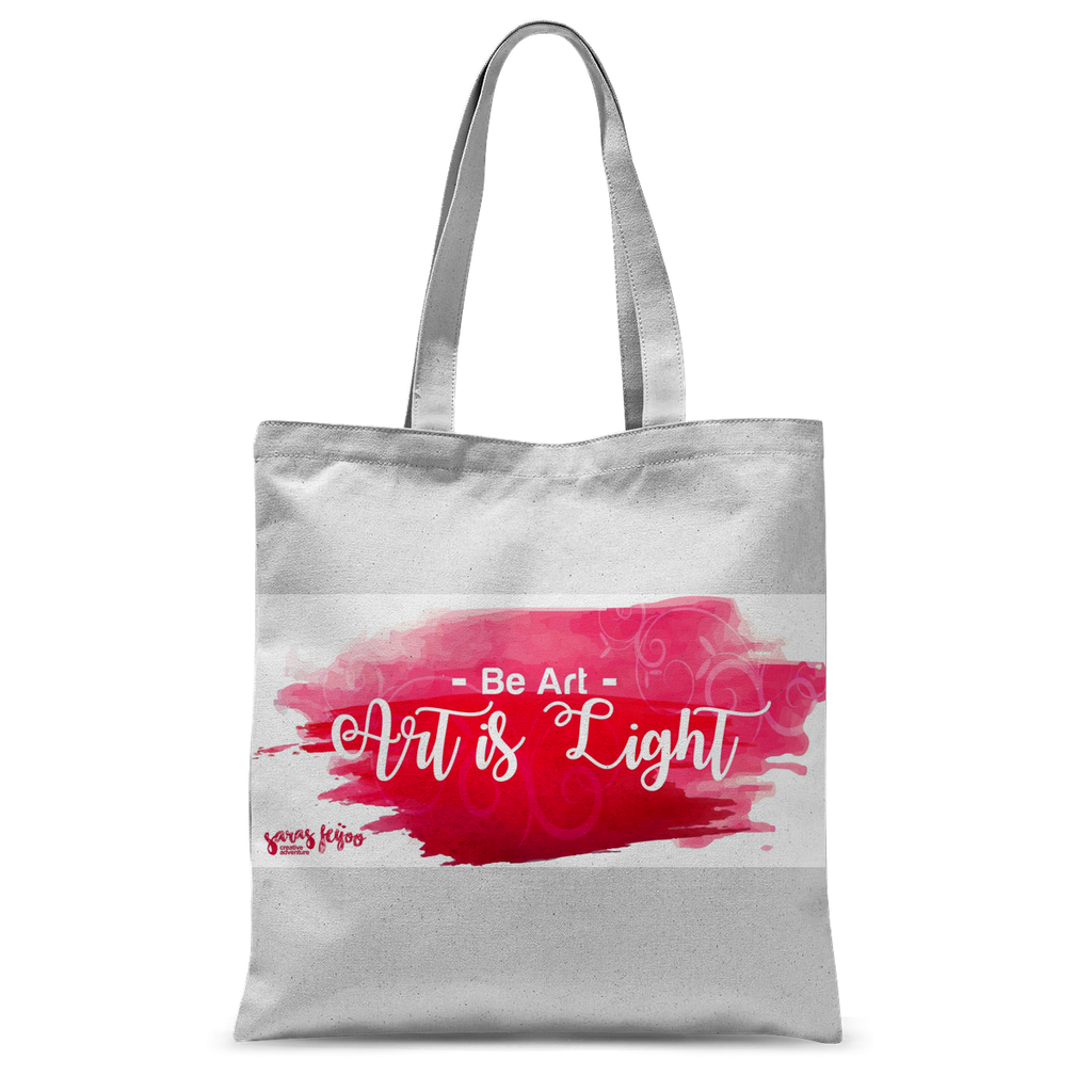 Be Art (Tote Bag)