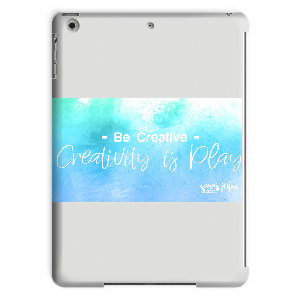 Be Creative - Collection II - (iPad Case)