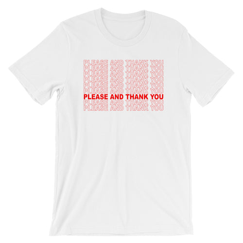 MIND YOUR MANNERS Tee
