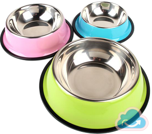 Stainless Steel Pet Bowl - Monag Store