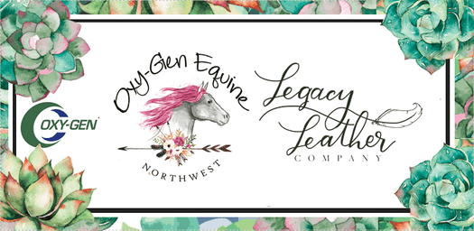 Legacy Leather Co. | Oxy-Gen Equine Northwest