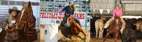 Rachel Slathar sponsored rider Oxy-Gen Equine Northwest Legacy Leather Co Oxy-Gen Equine Supplements