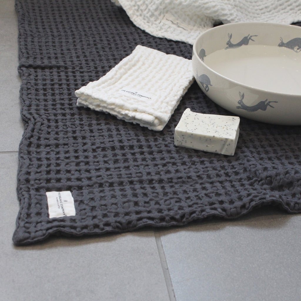 On Simple Pleasures, or, An Ode to a Bath Mat
