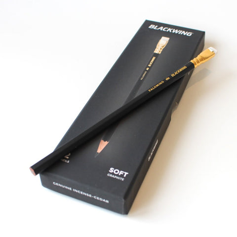 Box of Blackwing pencils