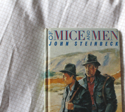"Cover of the Book ""Of Mice and Men"""