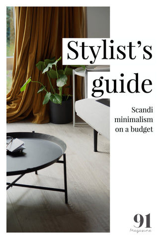 Stylists Guide Cover - 91 Magazine