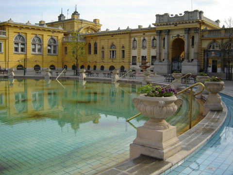 Szechenyi Baths by The Culture Trip