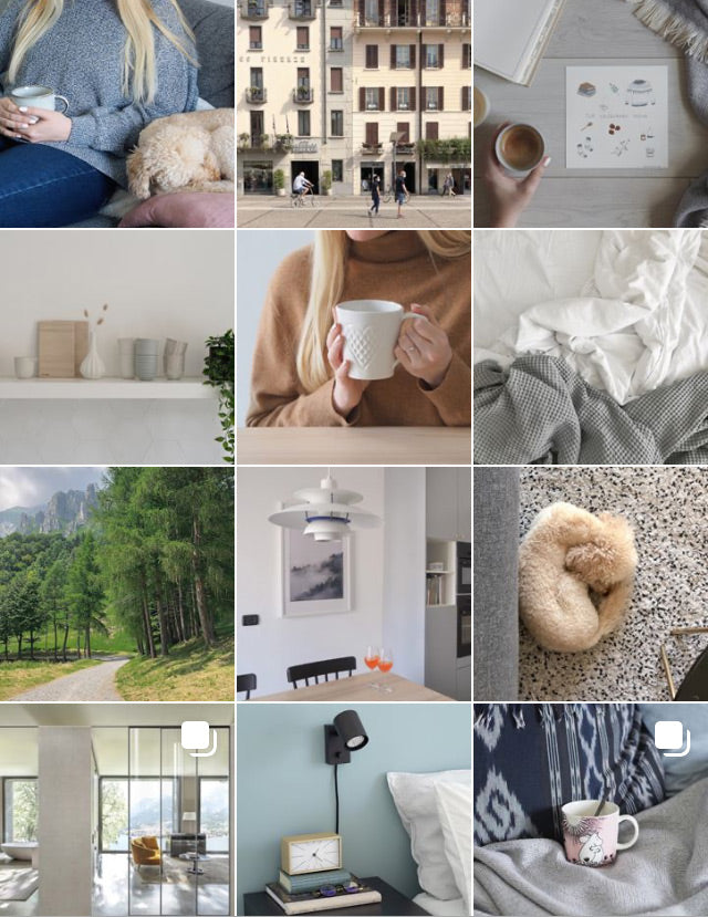 Screenshot of That Scandinavian Feeling Instagram Account