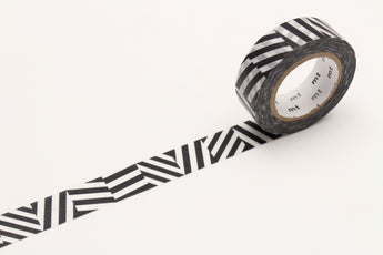 MT Washi Tape | Seesaw | Black and White