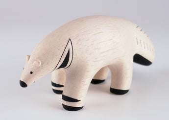 Wooden Animals by T-Lab Japan | Anteater