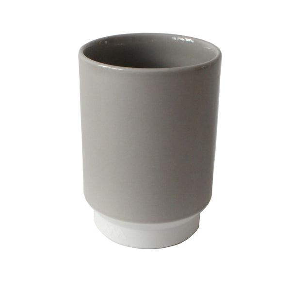 Porcelain Tea / Coffee Cup | Large | Pastel Grey