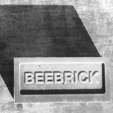 Bee Brick | Concrete Bee Hotel | Grey