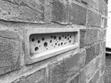 Bee Brick | Concrete Bee Hotel | White