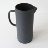 Handmade Ceramic Jug | Black