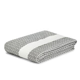 Organic Cotton Hand / Hair Towel | Morning (Light) Grey