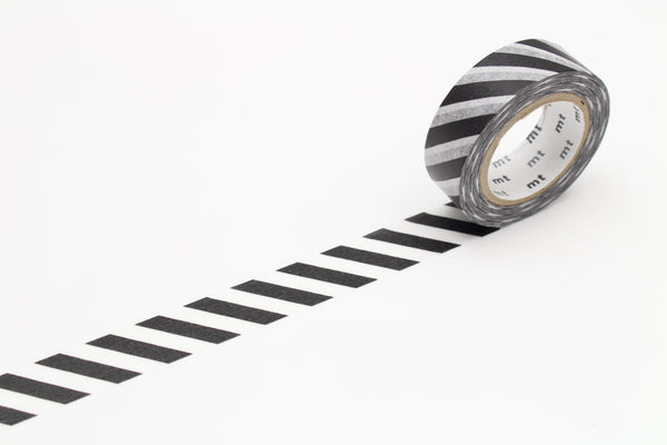 MT Washi Tape | Stripe Black 2