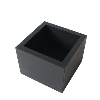 Mini Rubber Pot | Black