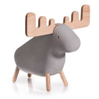 Concrete Moose | Grey