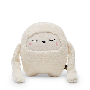 Plush Toy Sloth | 'Riceslow' by Noodoll | White