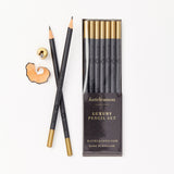 Luxury Pencil Set | Dark Grey