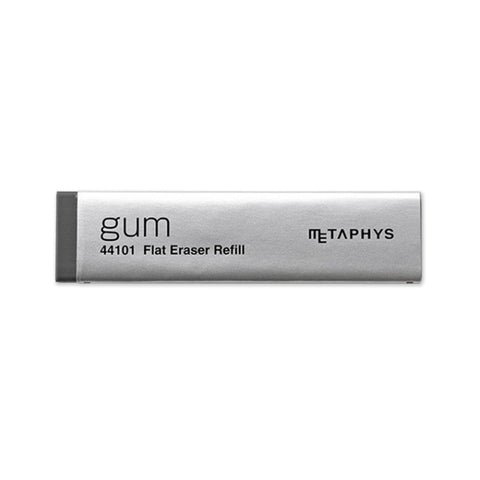 Metaphys Gum Eraser Refill | Black