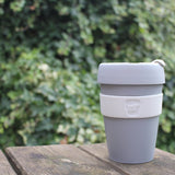 KeepCup Reusable Coffee Cup | Grey