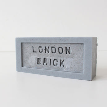 London Brick Bar Soap | Grey