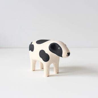 Wooden Animals by T-Lab Japan | Cow