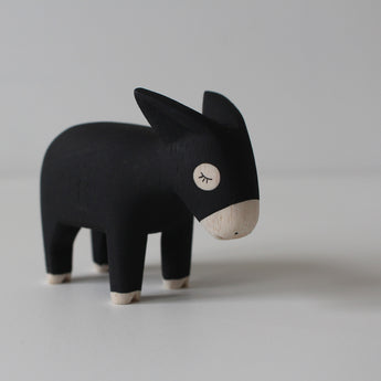 Wooden Animals by T-Lab Japan | Donkey