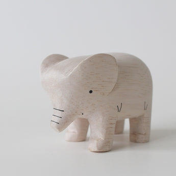 Wooden Animals by T-Lab Japan | Elephant