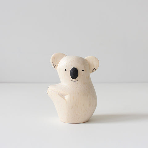 Wooden Animals by T-Lab Japan | Koala