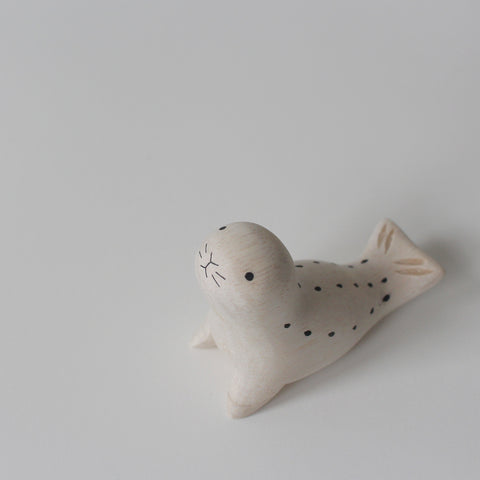 Wooden Animals by T-Lab Japan | Seal
