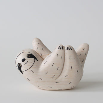 Wooden Animals by T-Lab Japan | Sloth