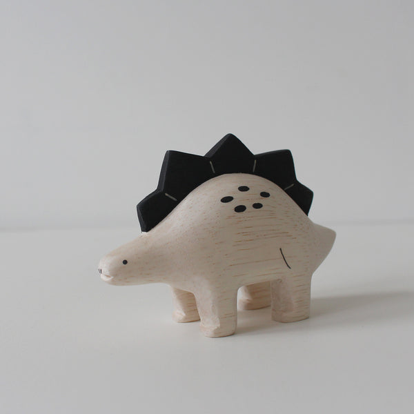 Wooden Animals by T-Lab Japan | Stegosaurus