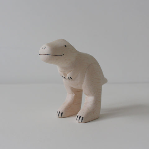 Wooden Animals by T-Lab Japan | Tyrannosaurus Rex