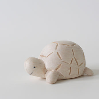 Wooden Animals by T-Lab Japan | Turtle