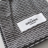 Organic Cotton Wash Cloth | Evening (Dark) Grey