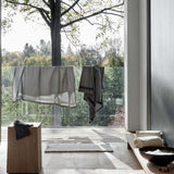 Organic Cotton Wellness Towel | Evening (Dark) Grey