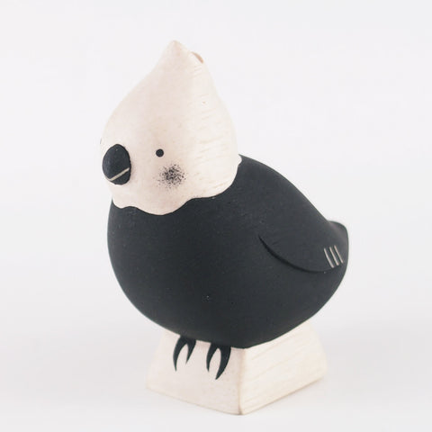 Wooden Animals by T-Lab Japan | Parakeet